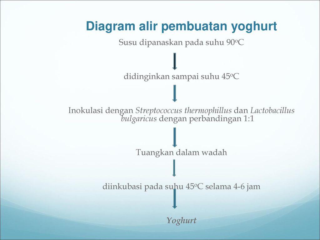Susu fermentasi pengembangan produk susu fermentasi di dunia 10 diagram alir pembuatan yoghurt ccuart Image collections