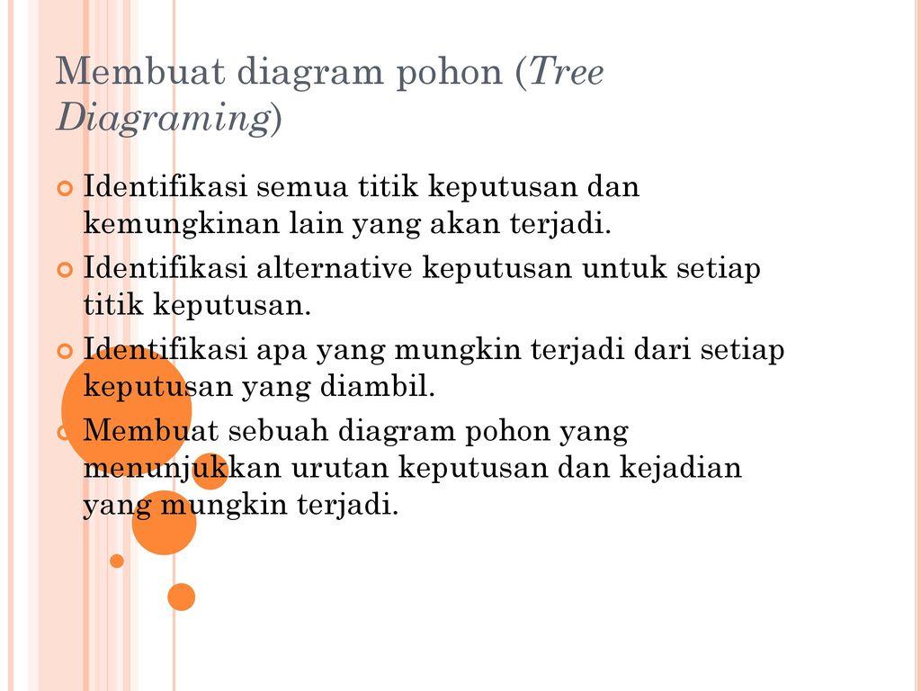 Decision tree analysis ppt download membuat diagram pohon tree diagraming ccuart Images
