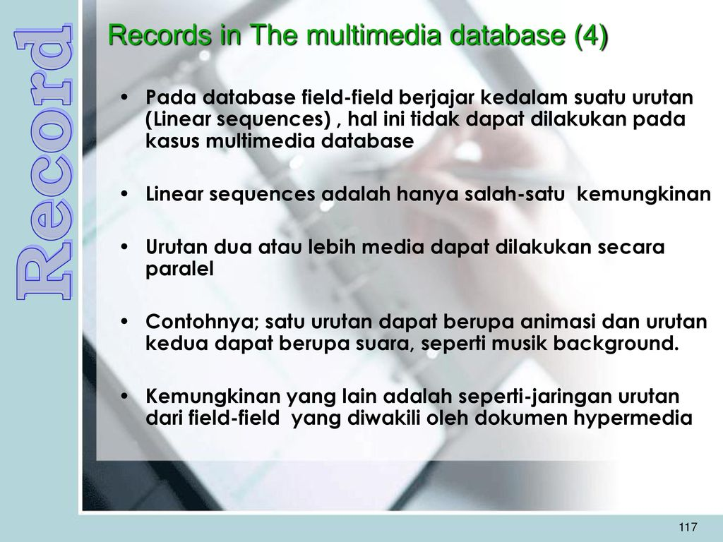 Data dan Teknologi Multi Media KP 025 – 3 SKS - ppt download