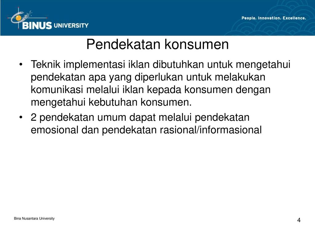 Teknik Implementasi Iklan Pertemuan Ppt Download