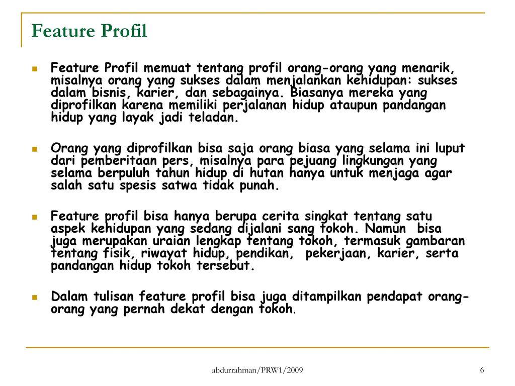 Mata Kuliah Pr Writing 1 Ppt Download