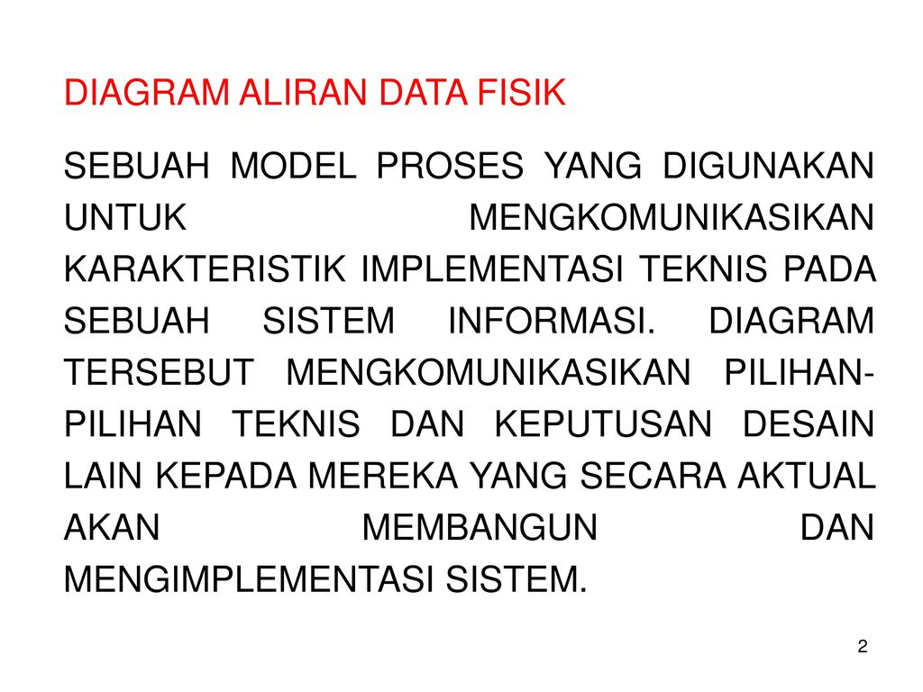 Diagram aliran data fisik ppt download diagram aliran data fisik ccuart Gallery