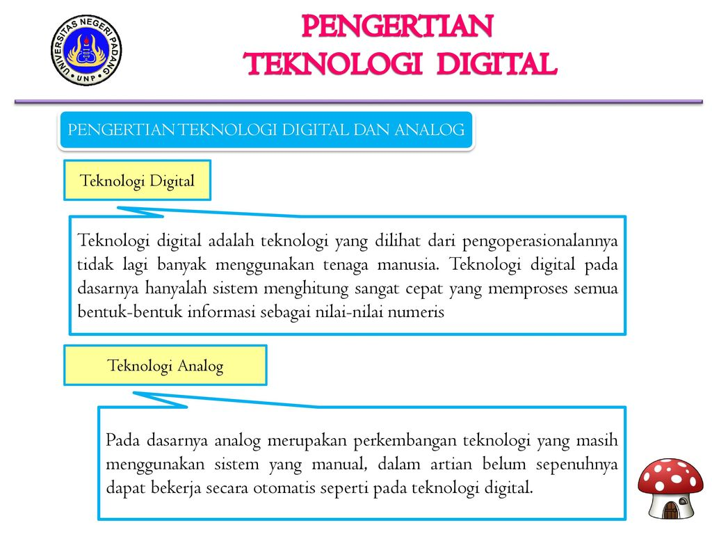 pengertian teknologi digital pdf