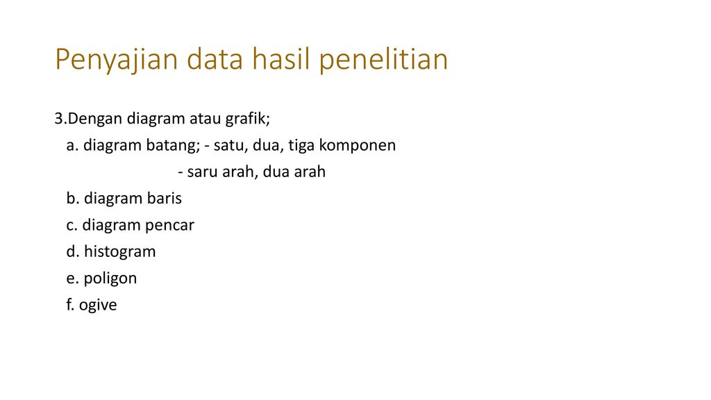 Metode penelitian pertemuan 6 ppt download 11 penyajian data hasil penelitian ccuart Gallery