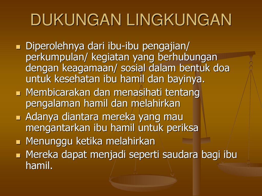 Kebutuhan Psikologis Ibu Hamil Ppt Download