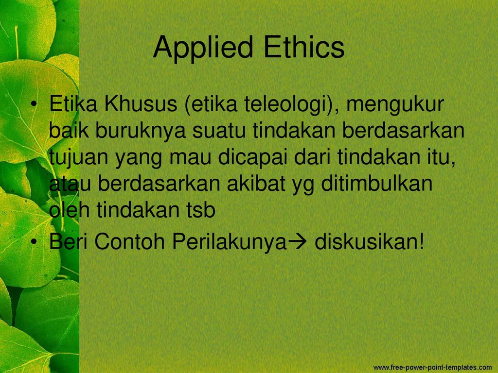 Understanding Ethics Ppt Download