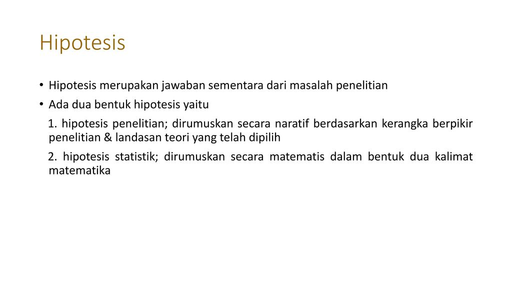 Metode Penelitian Pertemuan 5 Ppt Download