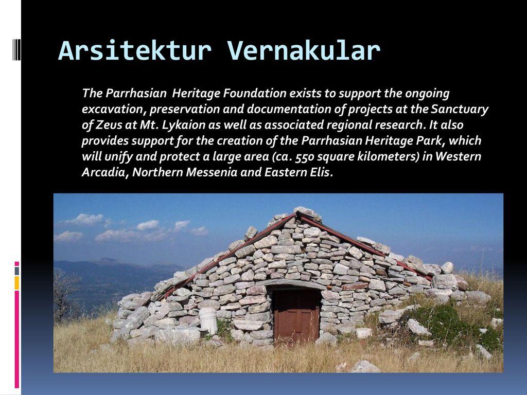 Arsitektur Regionalisme Definisi Tokoh Dan Karya Ppt Download