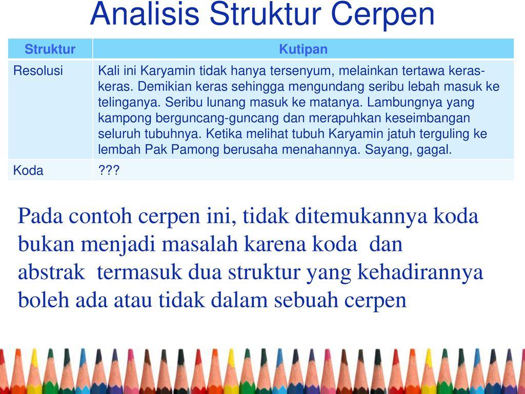Membaca Dan Menganalisis Cerpen Ppt Download