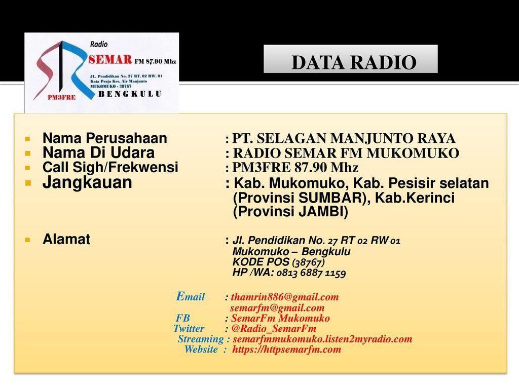 """Penyiar Radio Dulu """"Multi Talenta"""" dan Jadi Idola - cryptonews.id"""