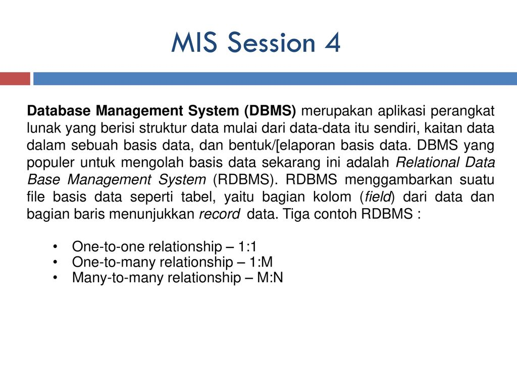 SUMBER DATA Dan MANAJEMEN BASIS DATA - ppt download