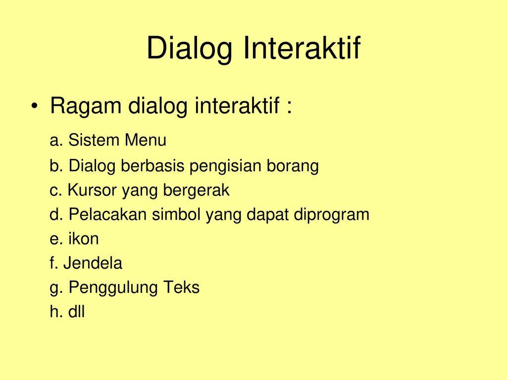 Ragam Dialog Ppt Download