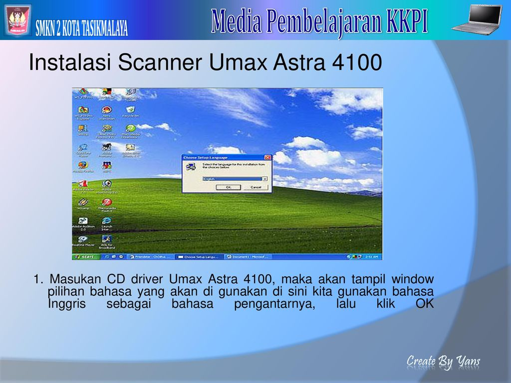 driver scanner umax astra 4100 windows 7
