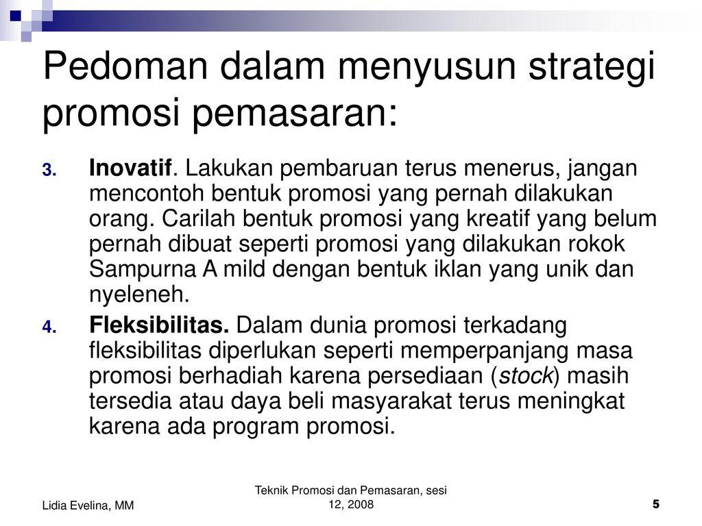 Dra Lidia Evelina Mm Dosen Dan Praktisi Ppt Download