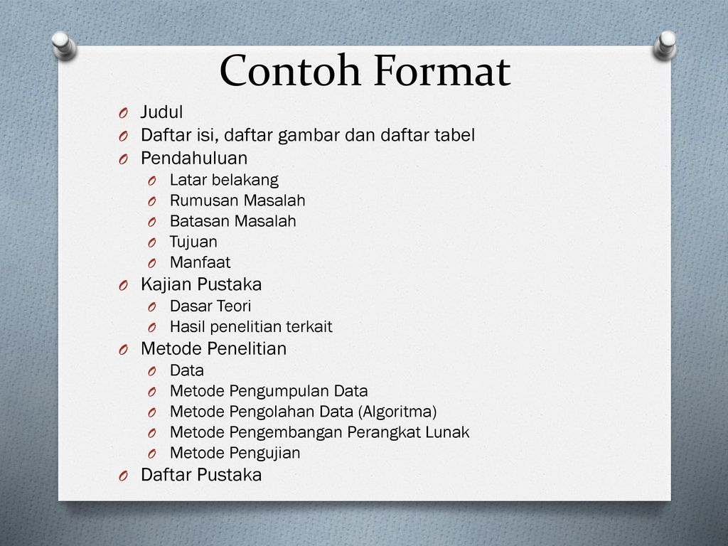 Proposal Proyek Ppt Download