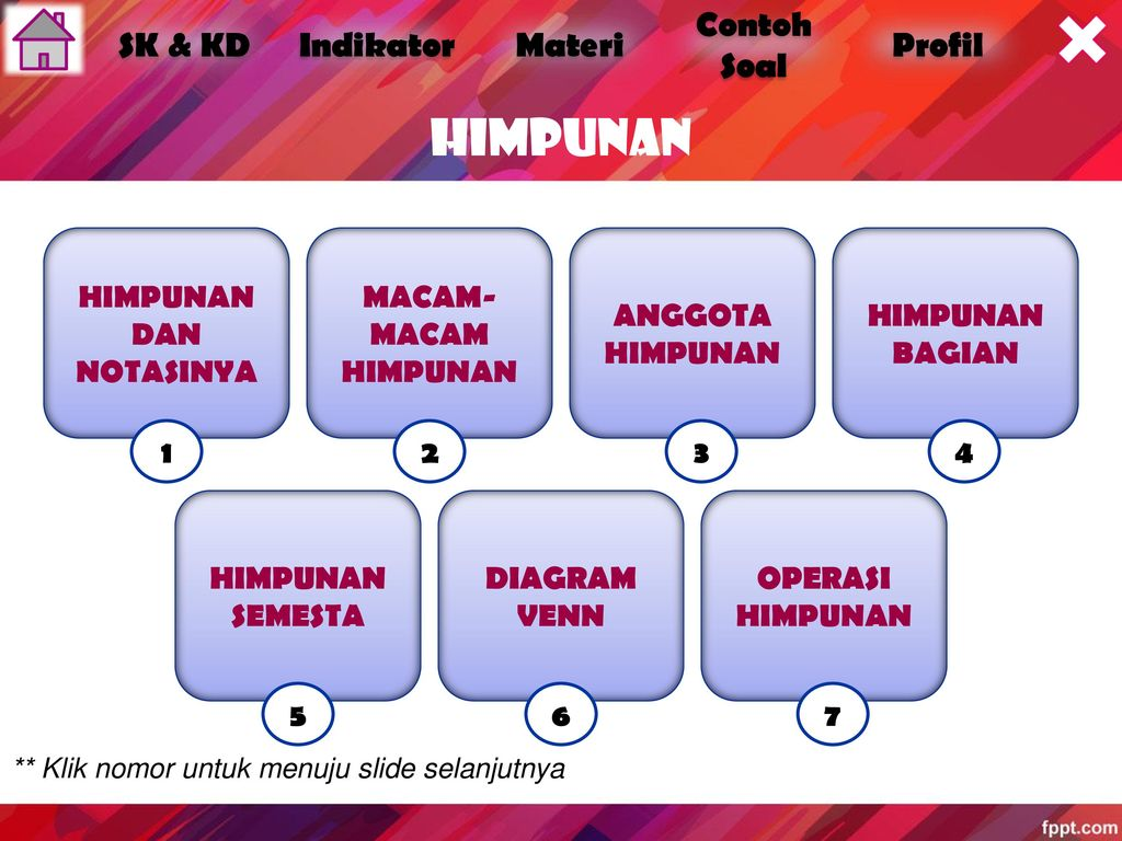 Himpunan Sk Kd Indikator Materi Contoh Soal Profil Oleh