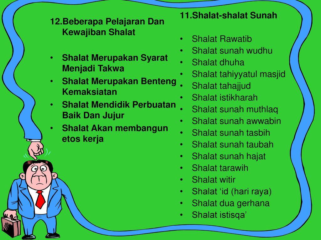Makalah Fiqih Fiqih Shalat Catra Pitria Ppt Download