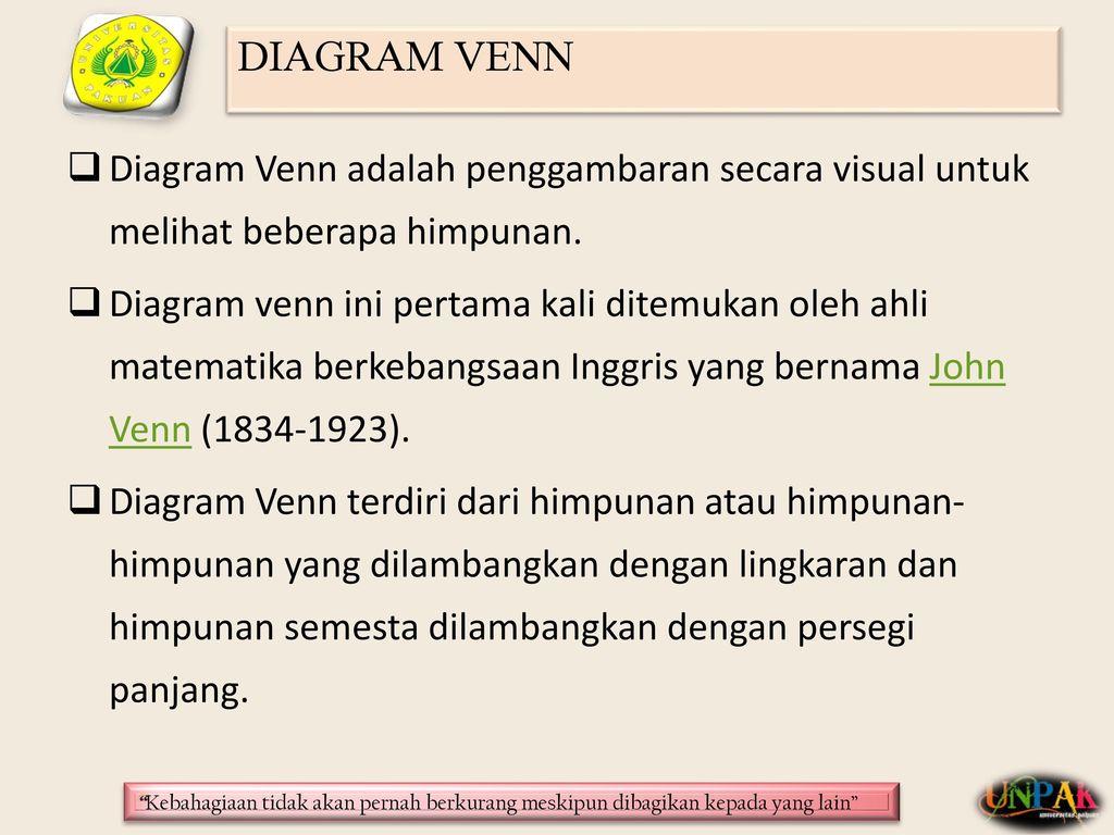 Diagram venn diagram venn adalah penggambaran secara visual untuk 1 diagram venn diagram venn adalah ccuart Gallery