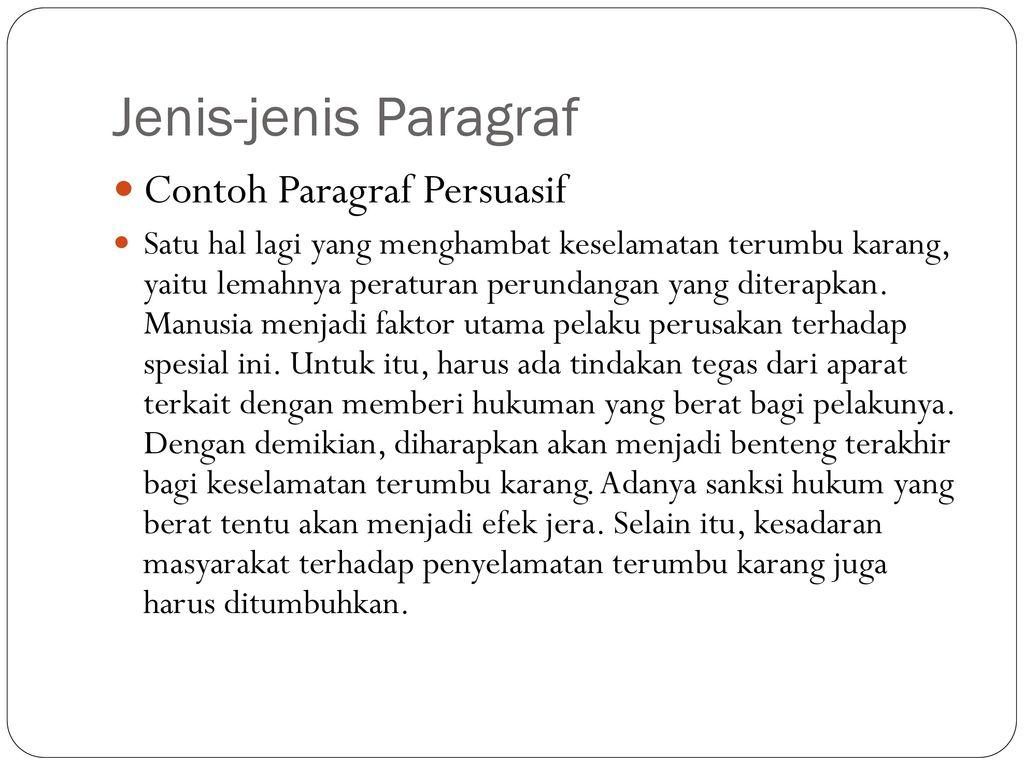 Presentasi Gagasan Utama Ppt Download