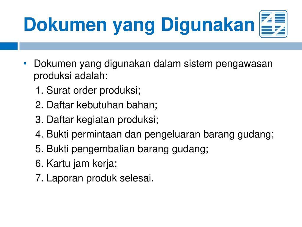 Bab 12 Sistem Akuntansi Biaya Ppt Download