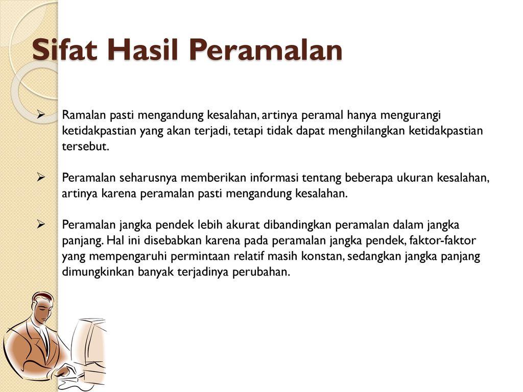 Peramalan Forecasting Ppt Download