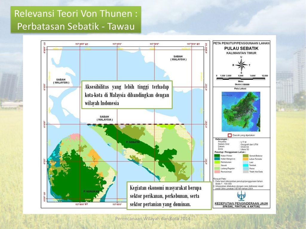 Teori Lokasi Von Thunen Pola Produksi Pertanian Ppt Download