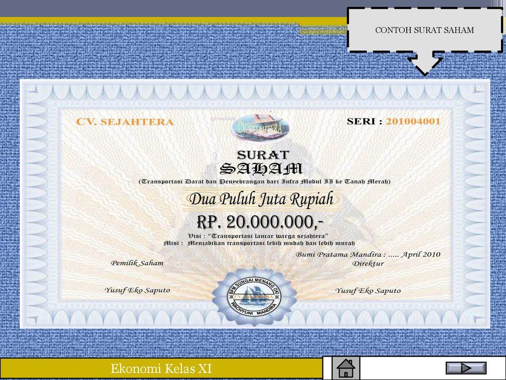 Elin Dwi Jayanti A Pasar Modal Ppt Download