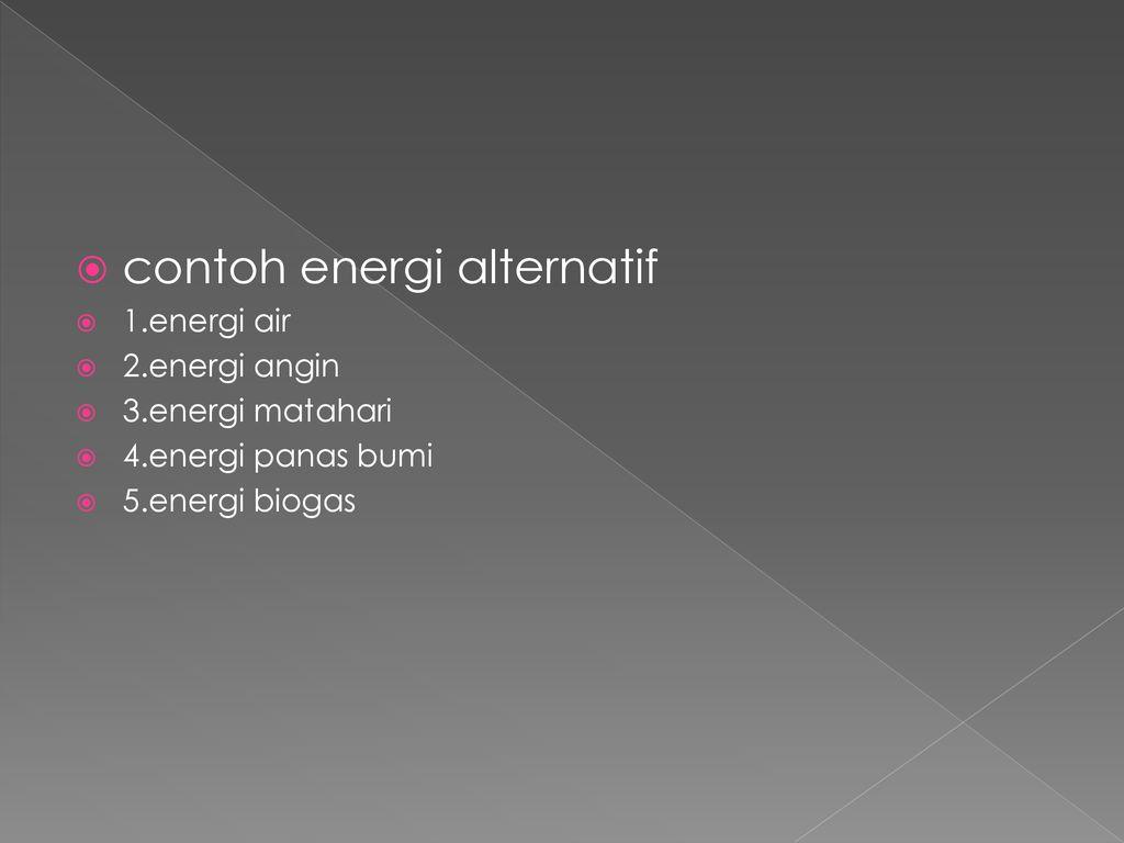 Energi By Reza Dan Raffi Ppt Download