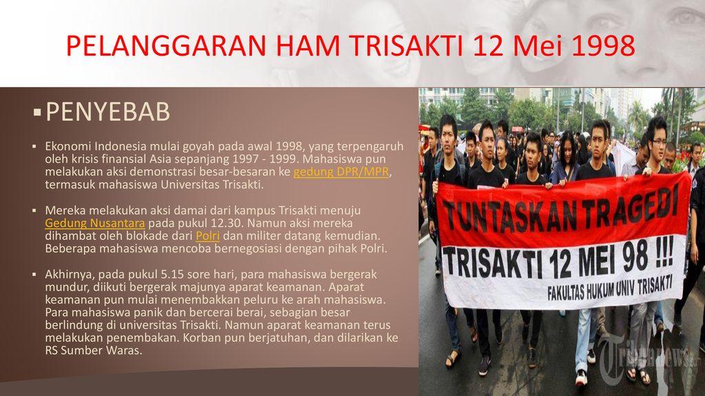 Contoh Pelanggaran Ham Di Indonesia Ppt Download