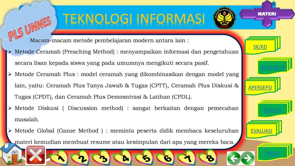 Pendidikan Luar Sekolah Ppt Download