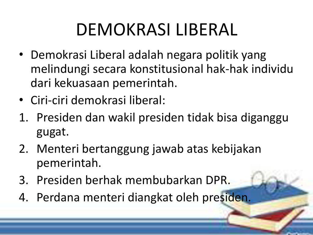 Demokrasi Liberal Dan Terpimpin Ppt Download
