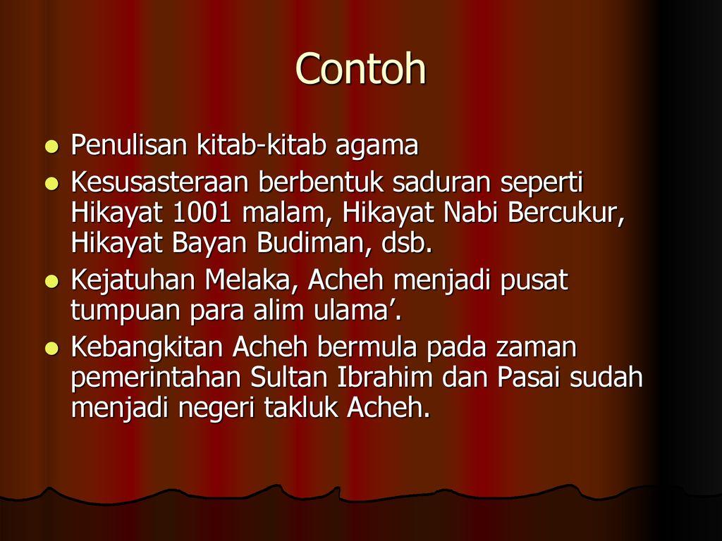 Kuliah 3 M3 Sejarah Dan Perkembangan Bahasa Melayu Klasik Ppt