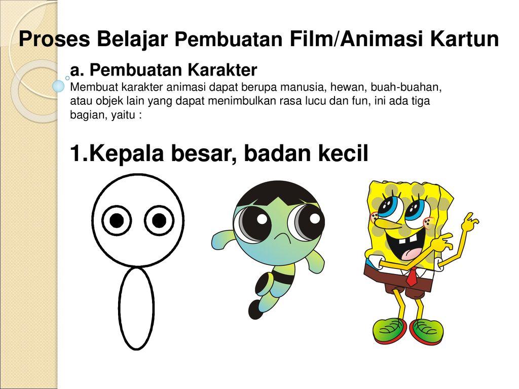 Pembuatan Animasi Kartun Apa Itu Animasi Mengapa Harus