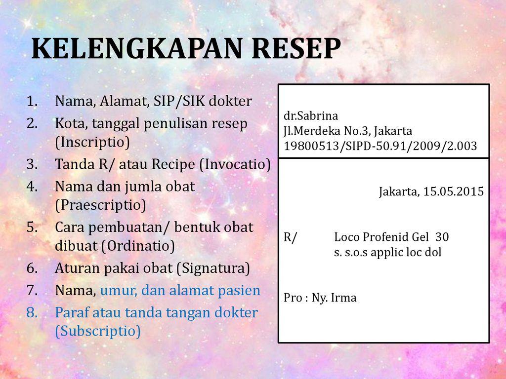 Resep Gel Analgetik Oleh Allen Triput Muniaga Surabaya Ppt Download