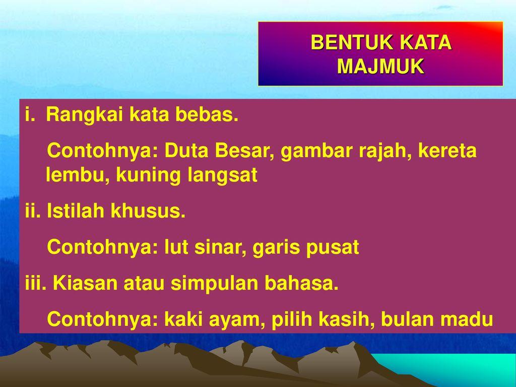 Tatabahasa Bahasa Melayu Ppt Download