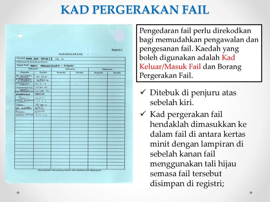 Klasifikasi Fail Sekolah Sekolah Negeri Selangor Ppt Download