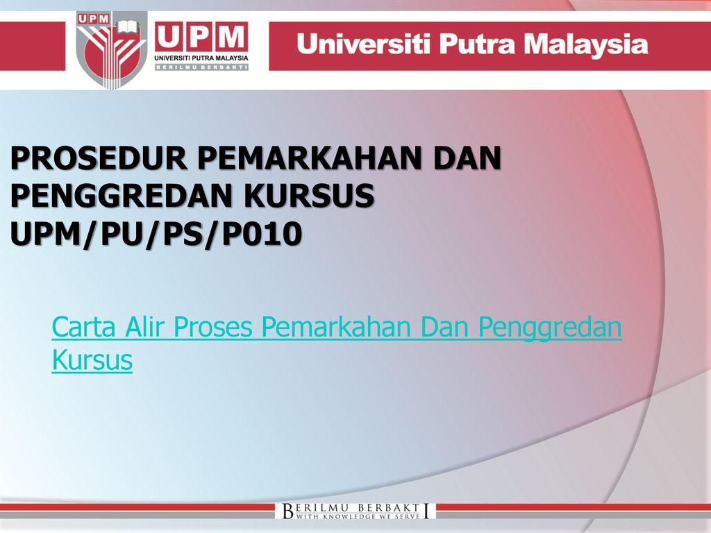 Huraian Pindaan Dokumen Iso Upm Pdf Download Gratis