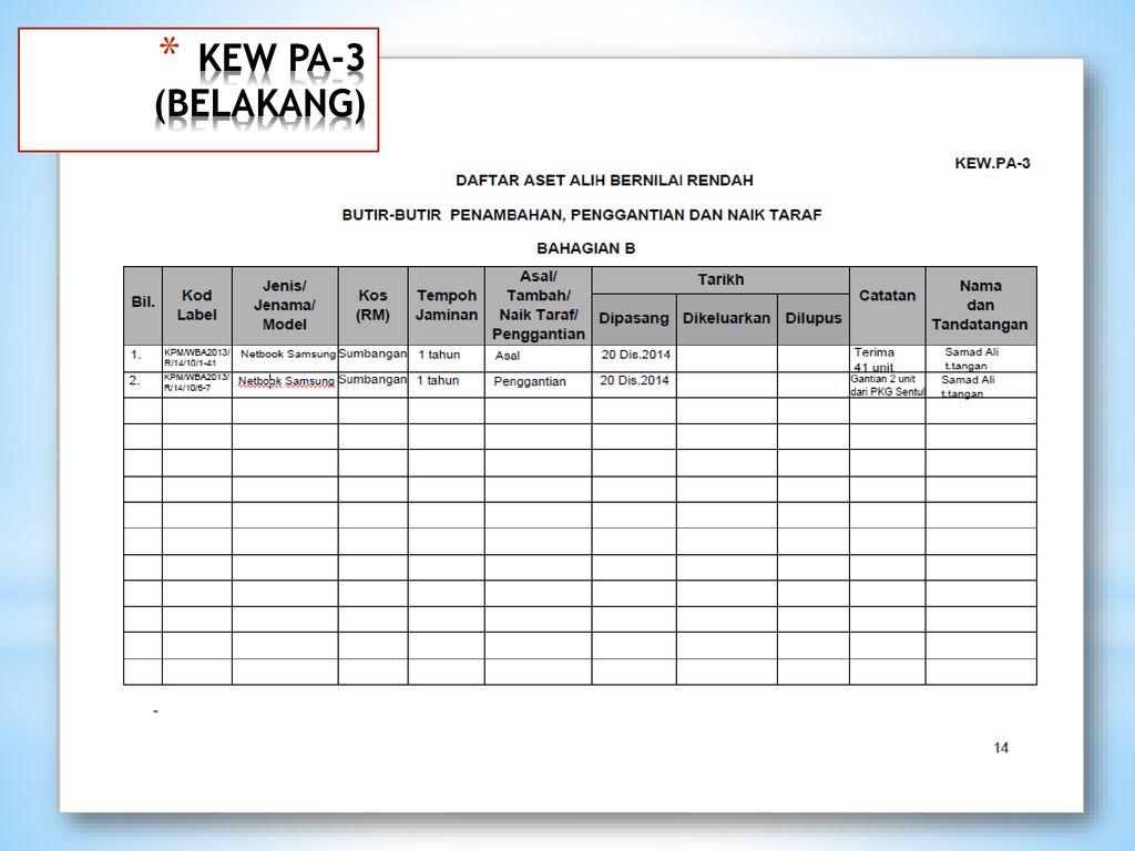 Taklimat Pinjaman Netbook Hp Ppt Download