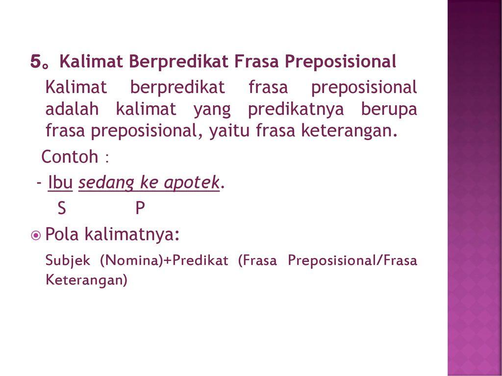 Kalimat Dalam Bahasa Indonesia Ppt Download