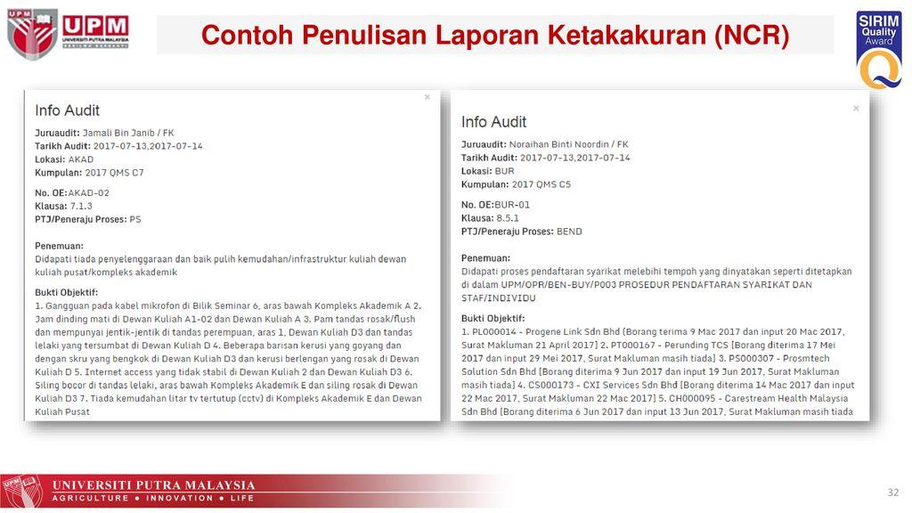 Sistem Pengurusan Kualiti Qms Ppt Download