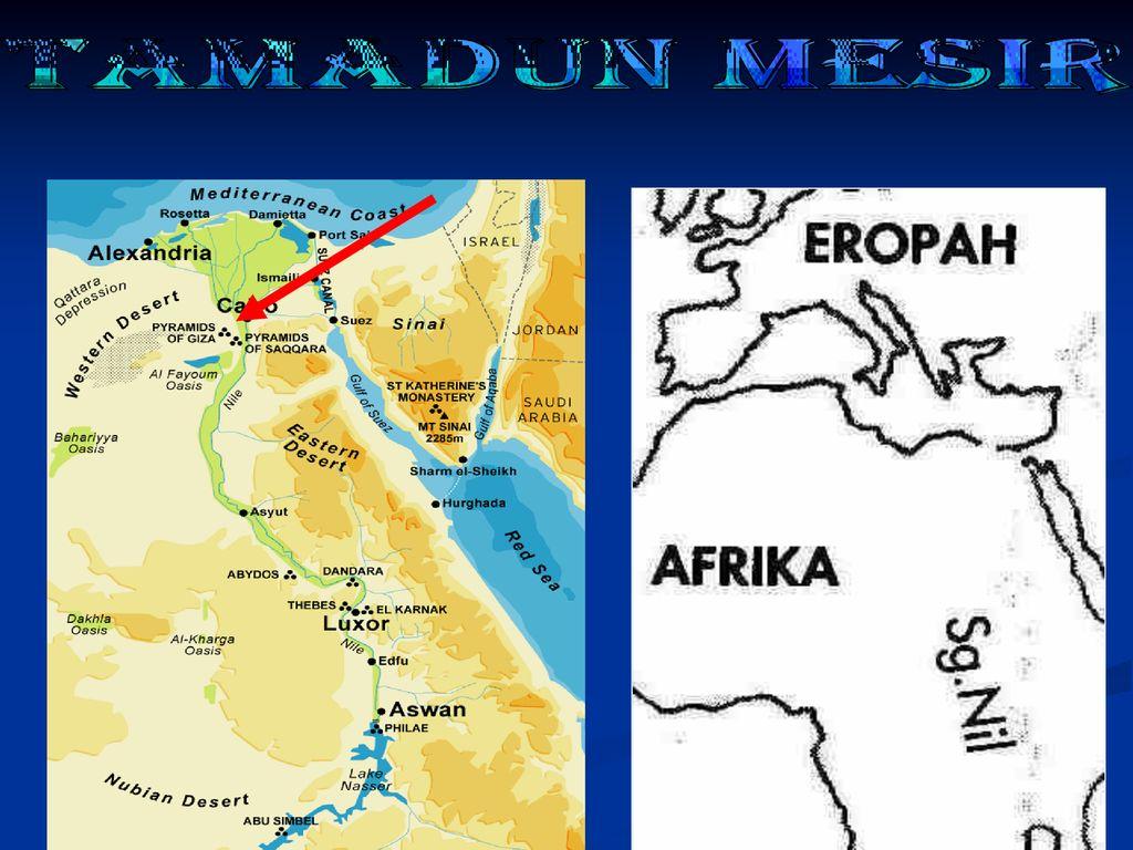 Tamadun Mesir Ppt Download