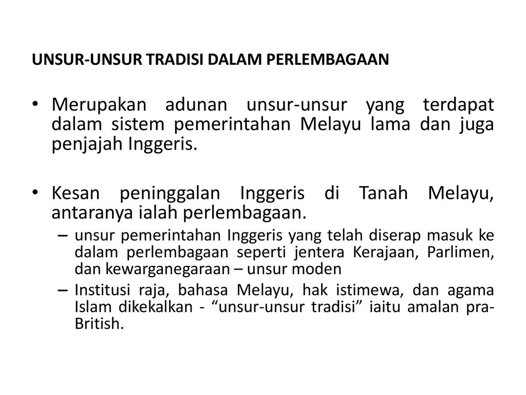 Bab 8 Perlembagaan Malaysia Ppt Download