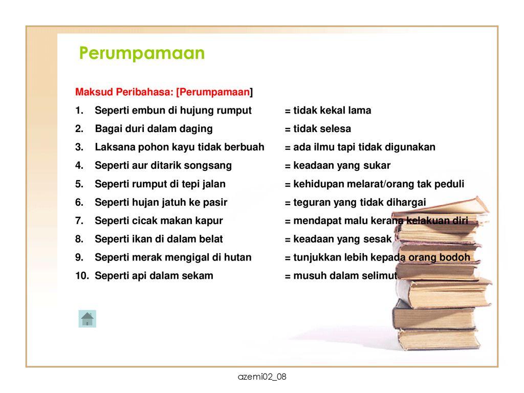 Bahasa Melayu Pmr Resepi Peperiksaan Peperiksaan Itu Perjuangan Ppt Download
