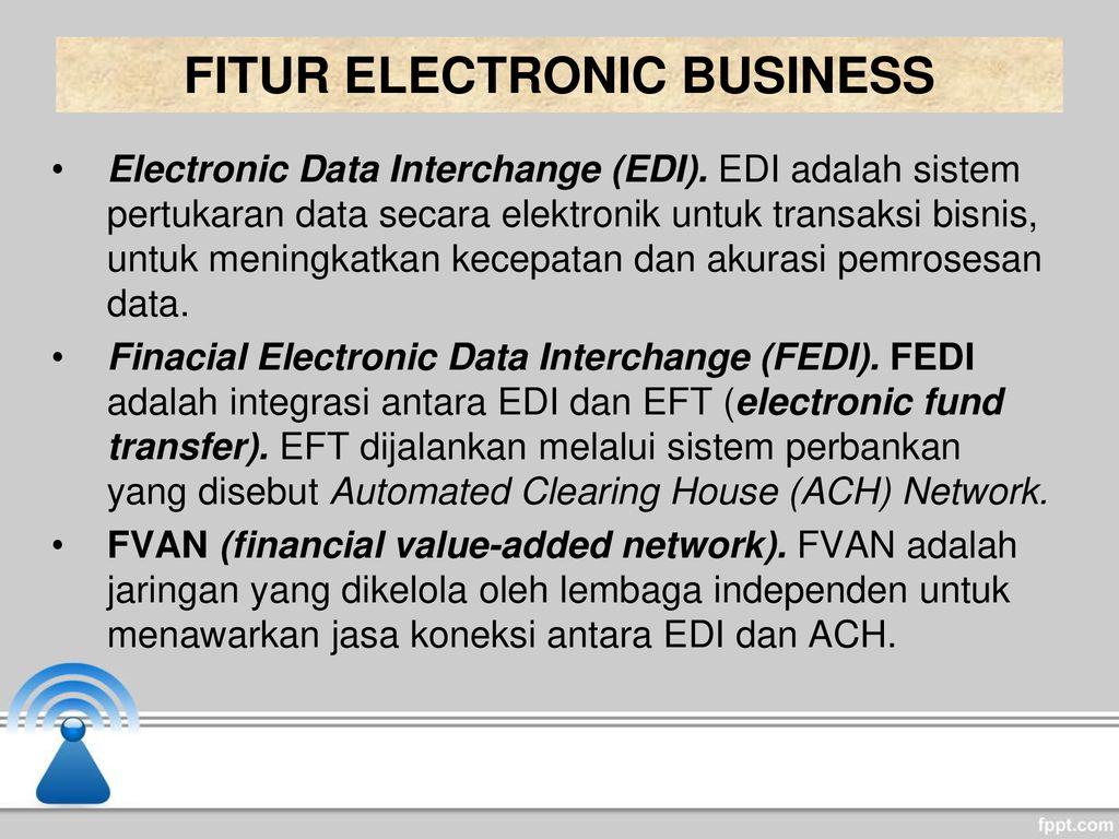 Pertukaran Data Elektronik Pada B2b Ppt Download