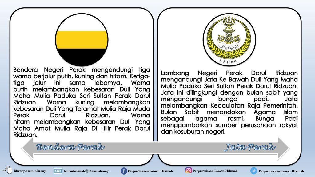 Asal Usul Negeri Negeri Di Malaysia Ppt Download