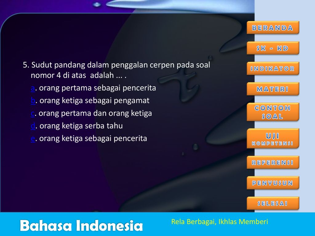 Kelas Xii Bahasa Semester 1 Ppt Download