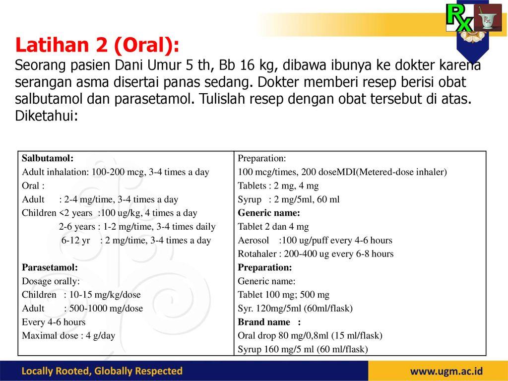 Writing Prescription Mae Sri Hartati Wahyuningsih Ppt Download
