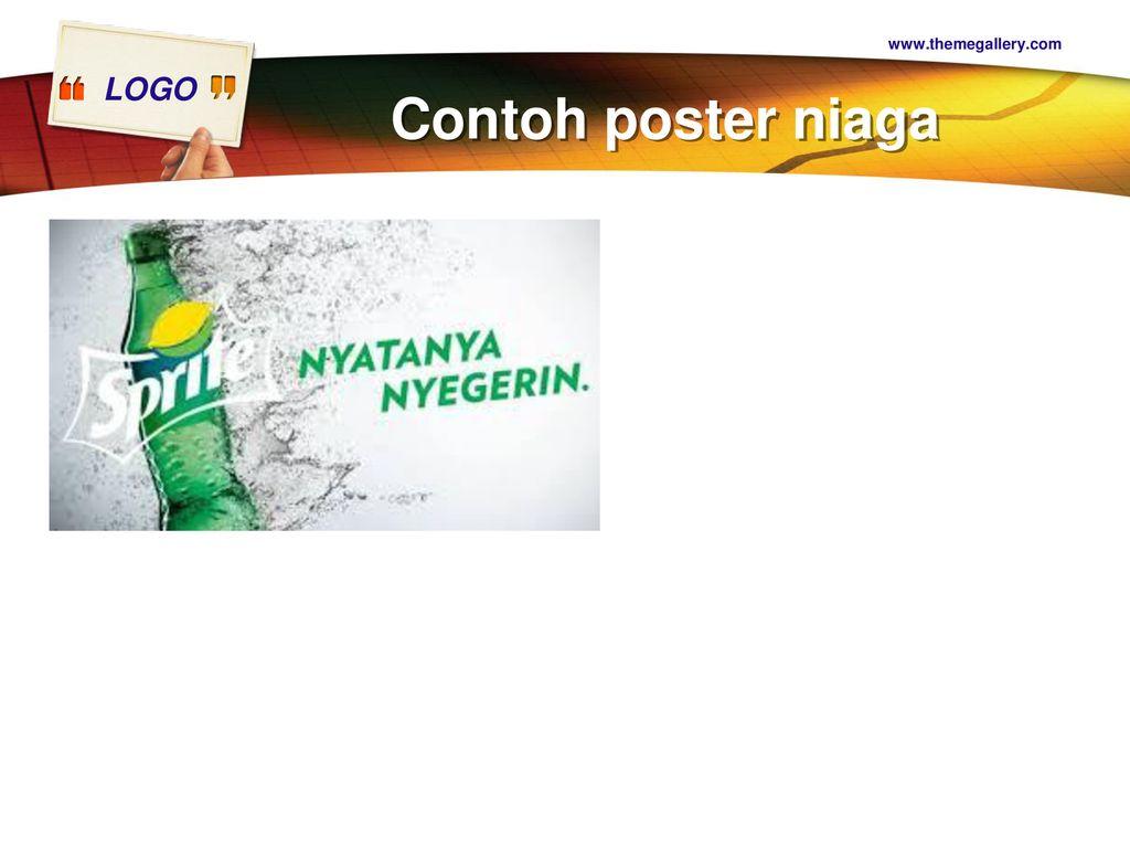 Iklan Slogan Poster Ppt Download
