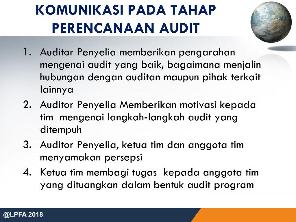 Teknik Komunikasi Yang Efektif Bagi Internal Auditor Ppt Download