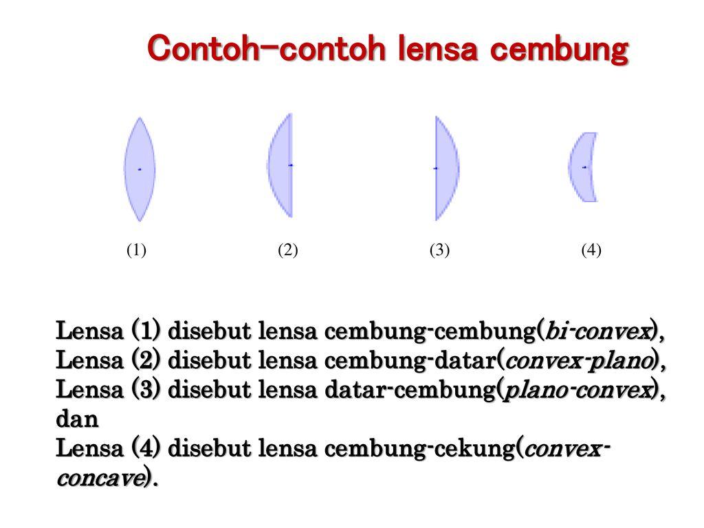 Lensa Dan Peralatan Optik Ppt Download